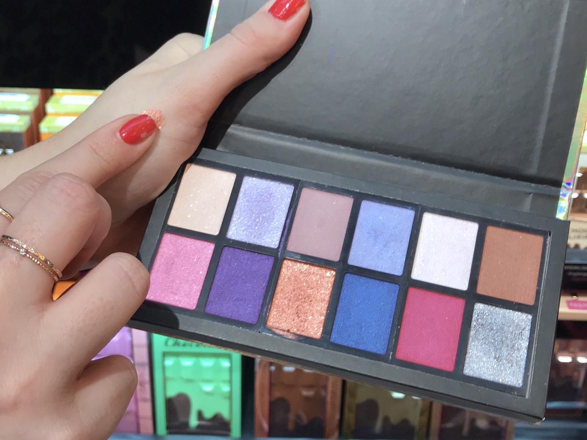 Pink Panda licila Lana spital beautyfull blog revolution unicorn palette