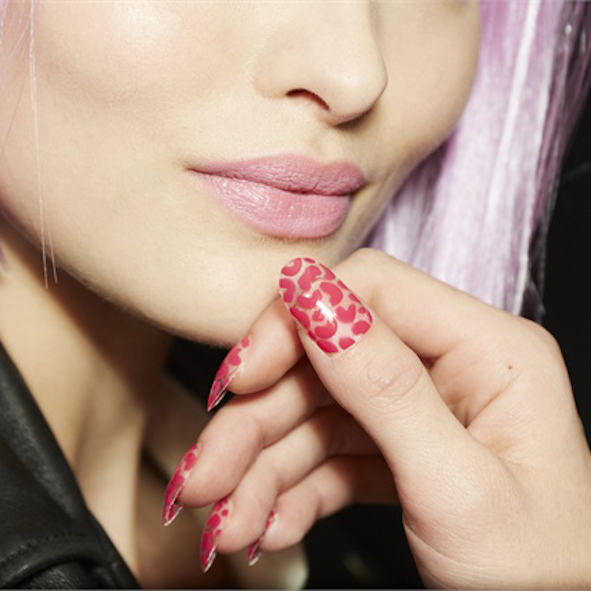 praznicno licenje frizura beautyfull blog zivalski print