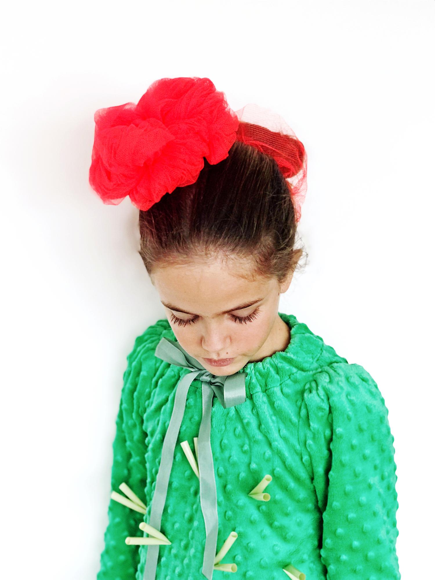 DIY pustni kostum kaktus beautyfull blog