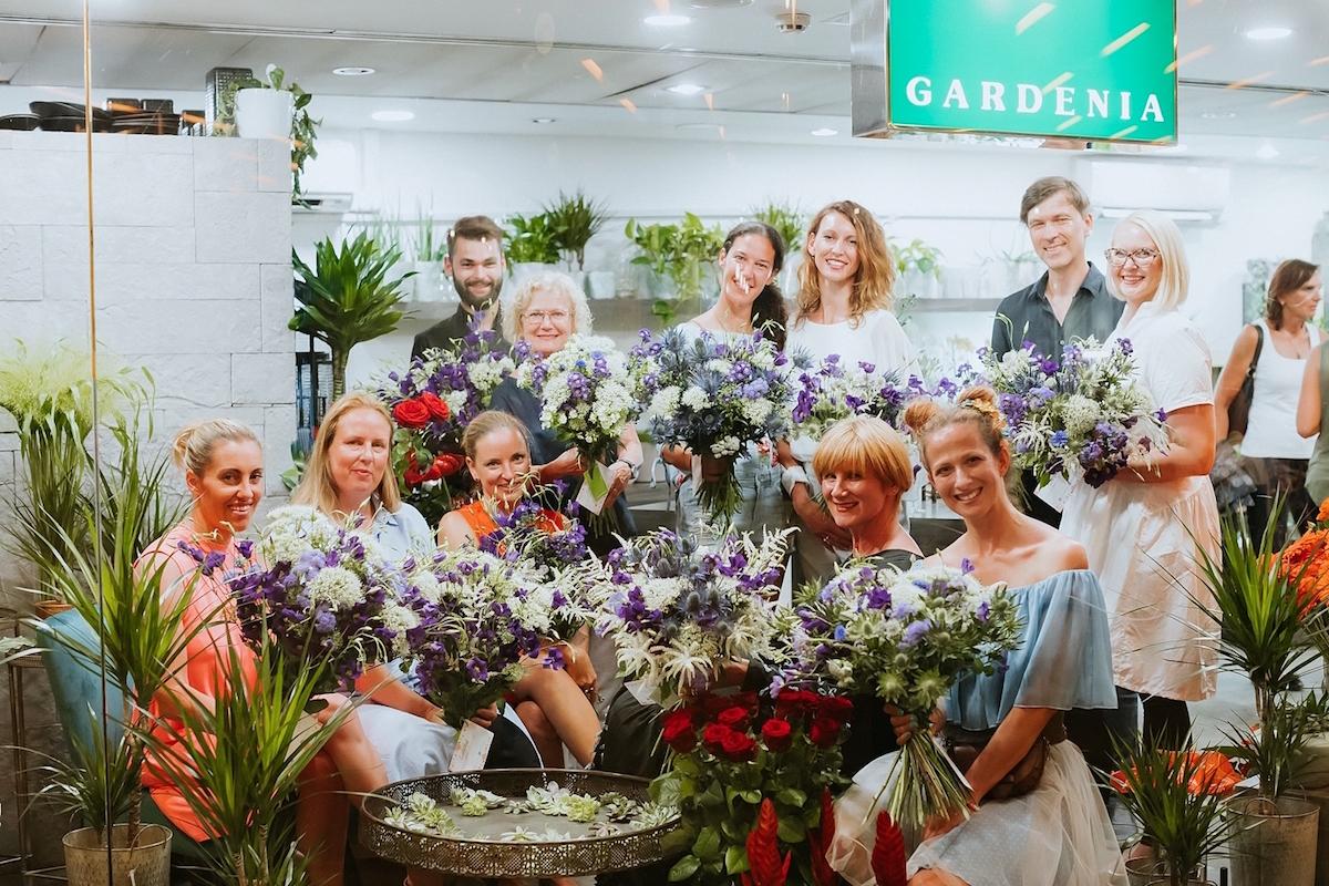 gardenia Darilni bon cvetlicno druzenje beautyfullblog