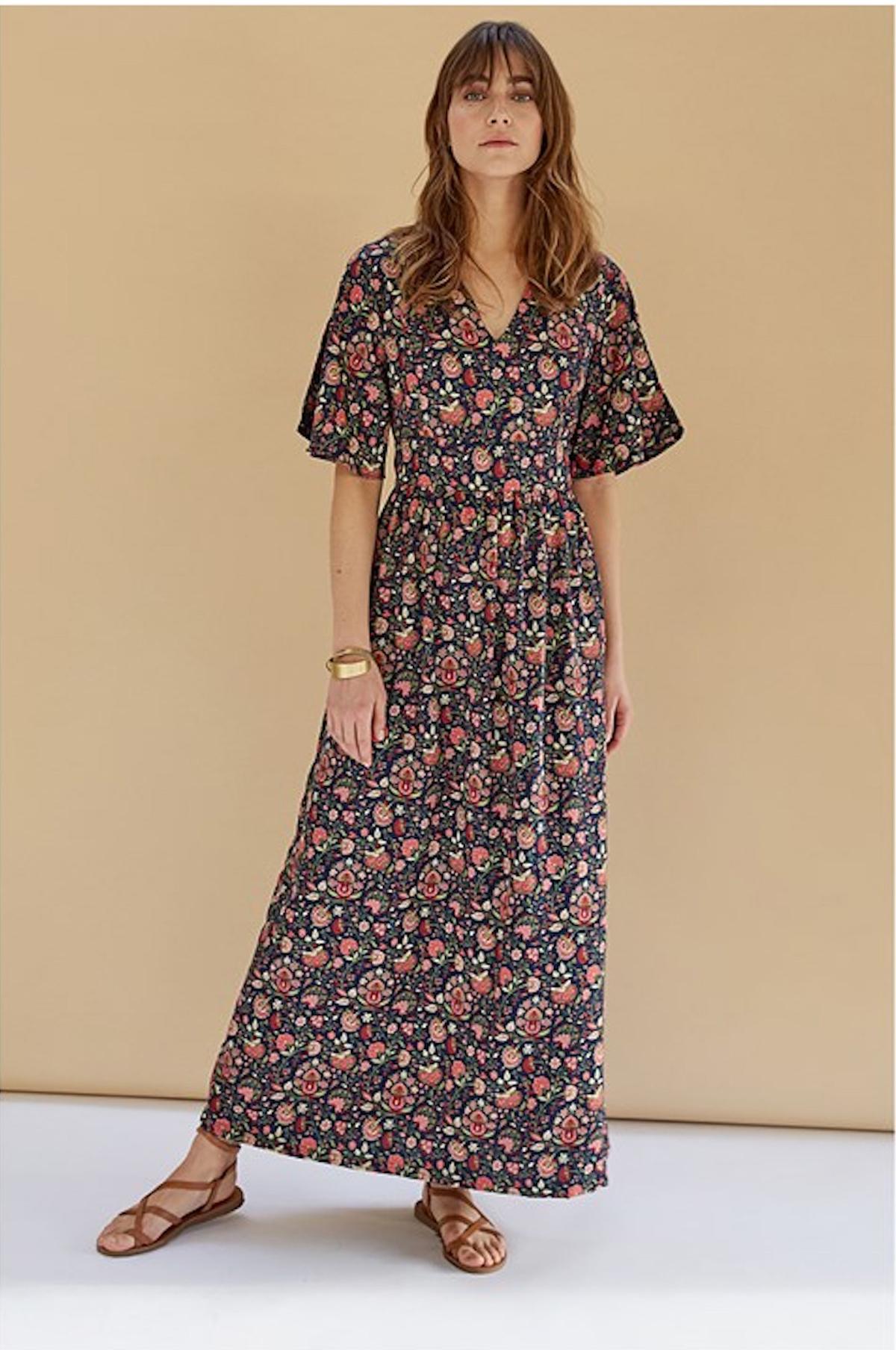 Trajnostna moda pomladne obleke eko beautyfullblog people tree