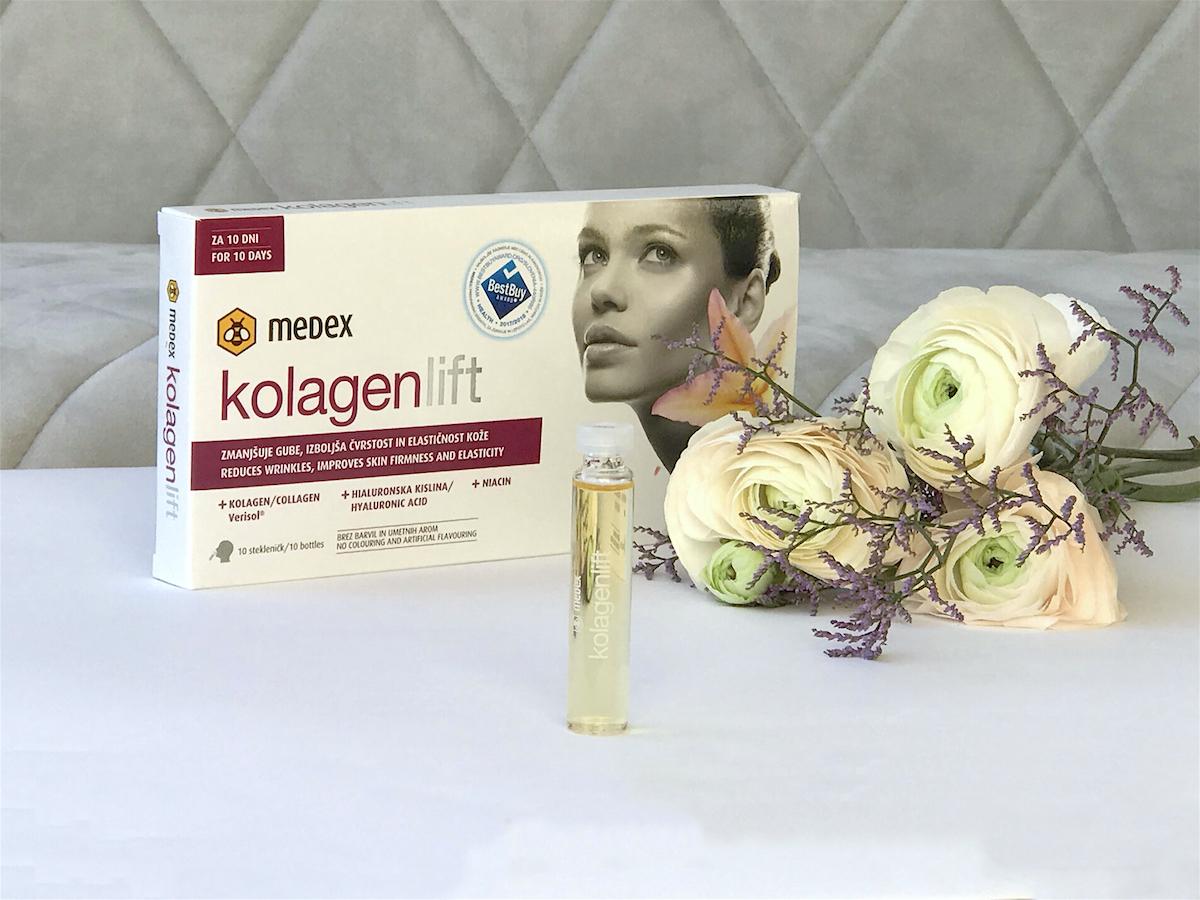 Kolagen kolagenlift fiole medex beautyfullblog