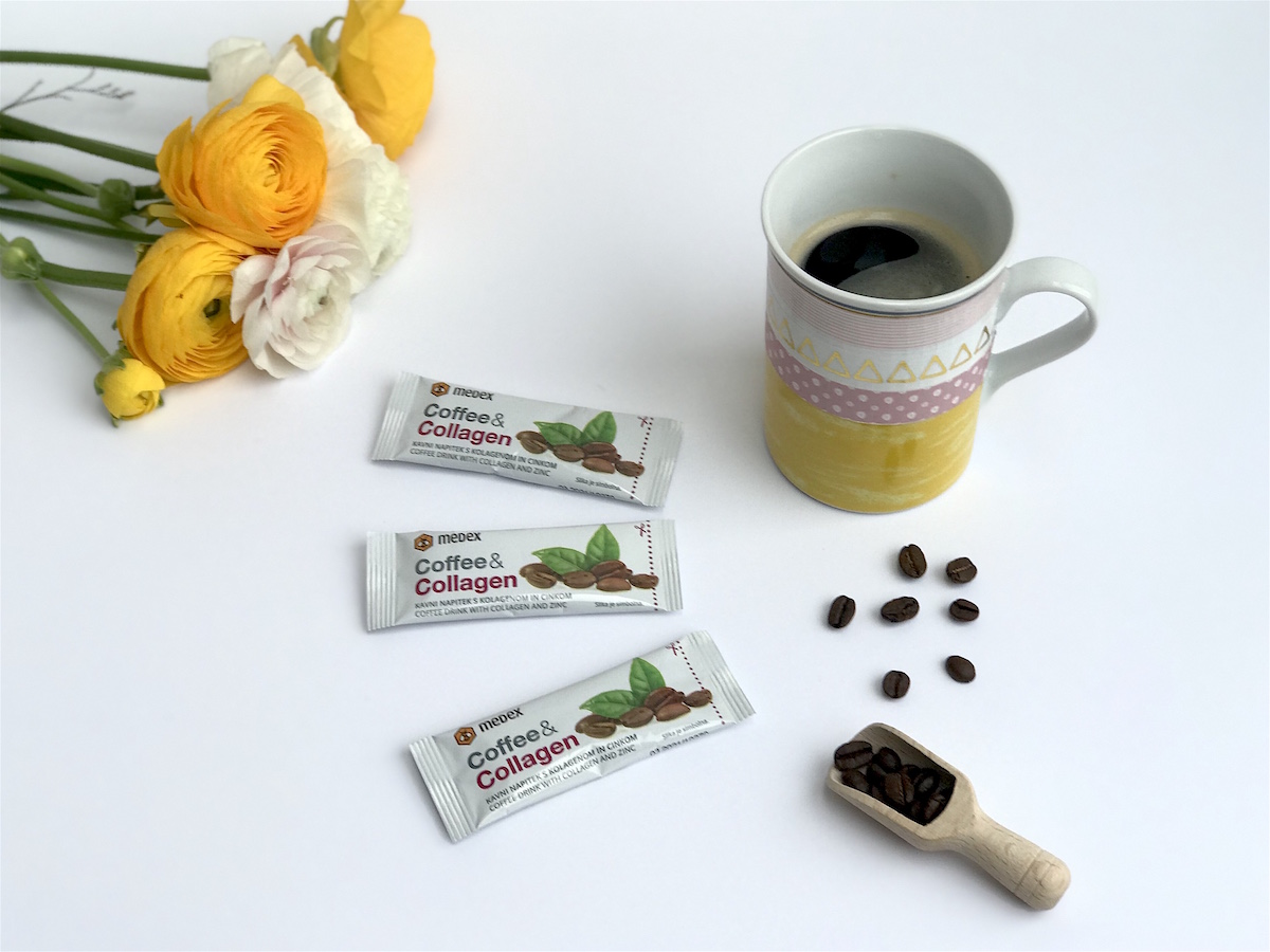 Kolagen s kavo collagen coffee medex beautyfullblog