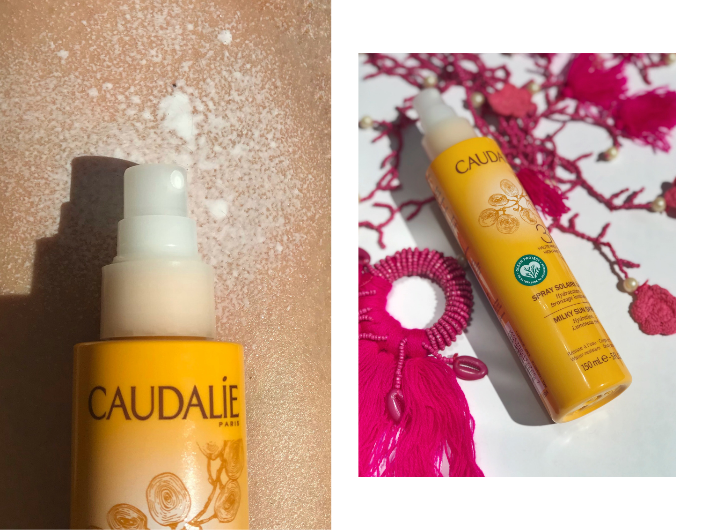 Caudalie zascita pred soncem neskodljiva Sun Care Protection beautyfullblog
