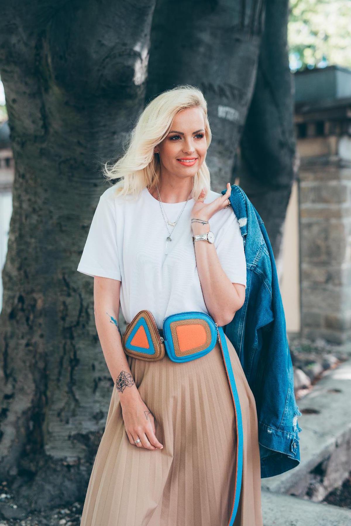 tjasa kokalj koralna trajnostna moda torbica yugoslovanka beautyfull blog