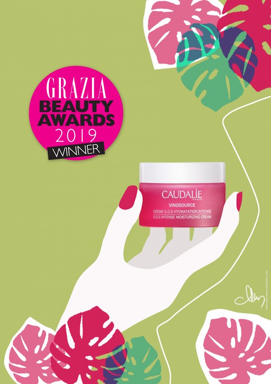 Grazia_Awards_2019__beautyfull blog Caudalie