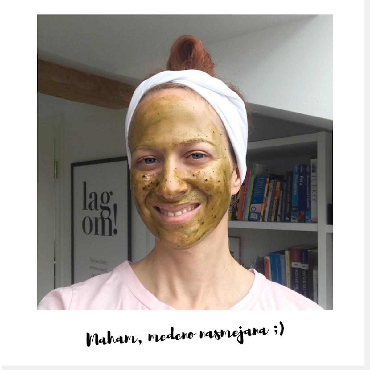 medex med maska za obraz beautyfull blog