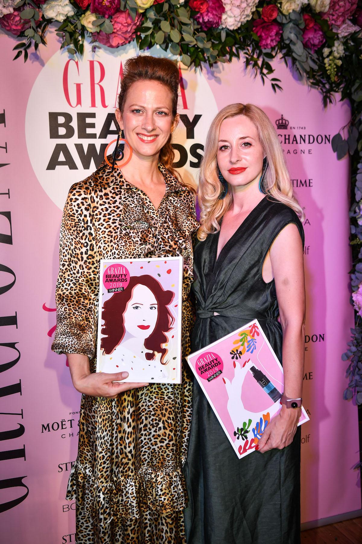 NIka veger naj lepotna blogerka Grazia_Awards_2019__beautyfull blog
