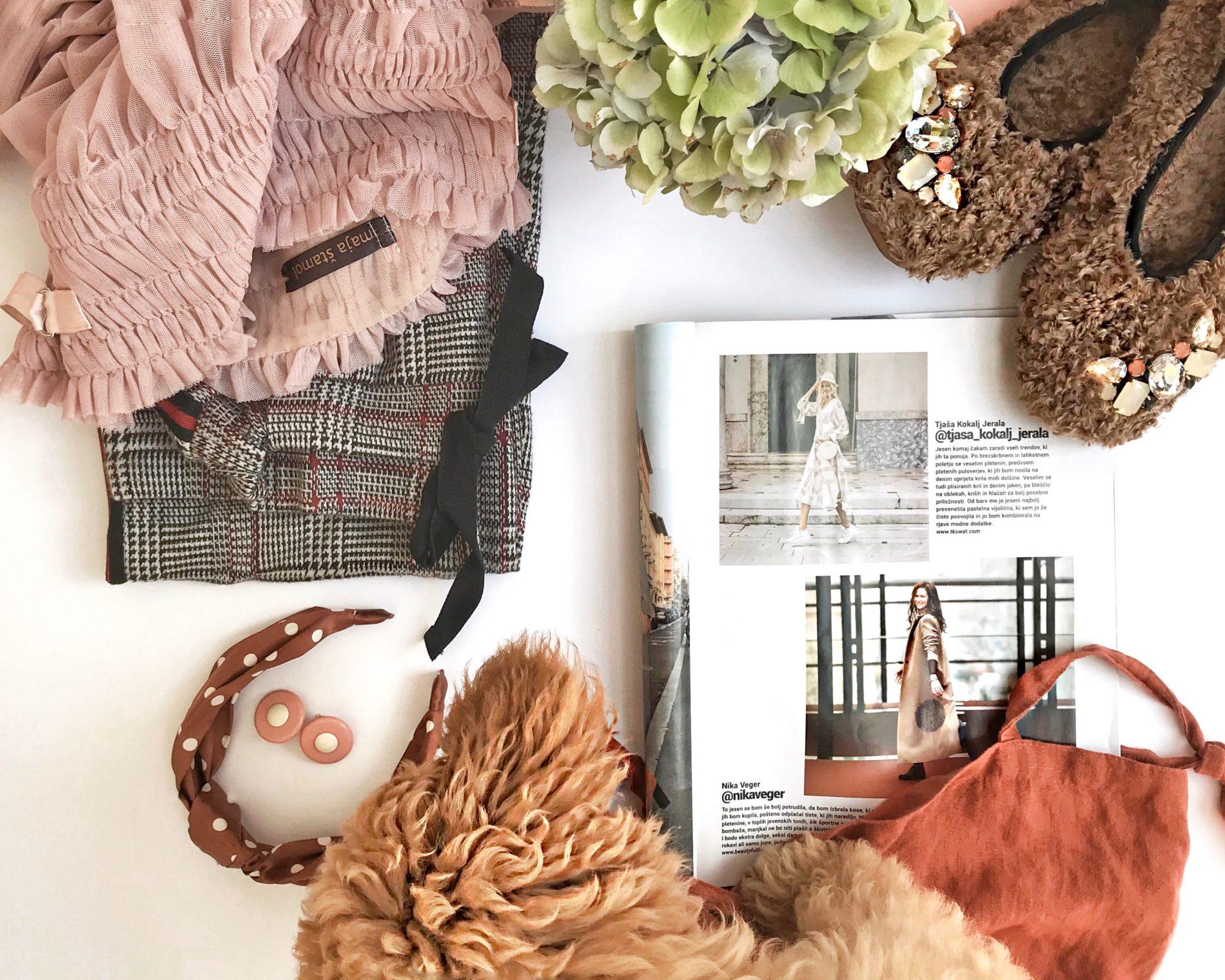 Jesenska moda trajnostno beautyfull blog