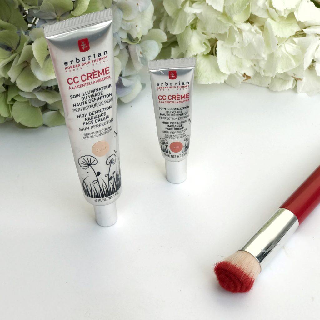 erborian cc bb korejska kozmetika beautyfull blog