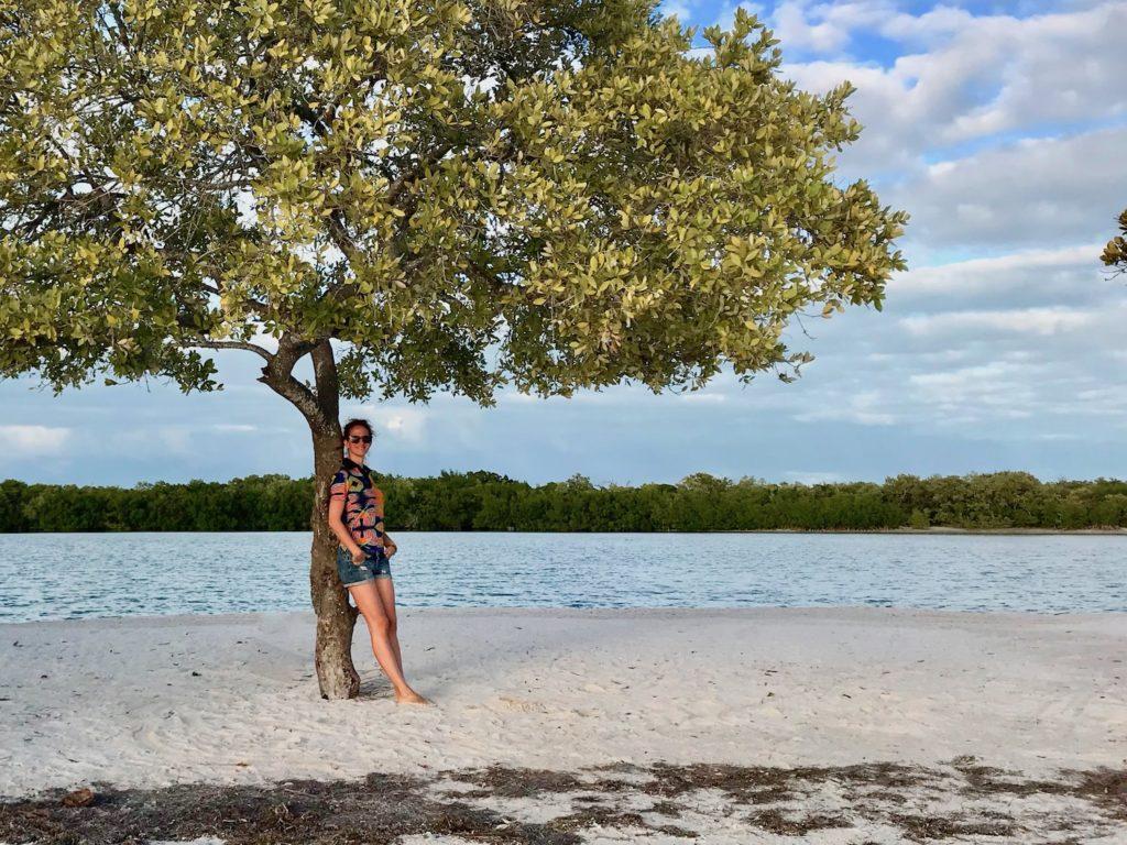Mehika Holbox druzinske pocitnice beautyfull blog nika veger plaža