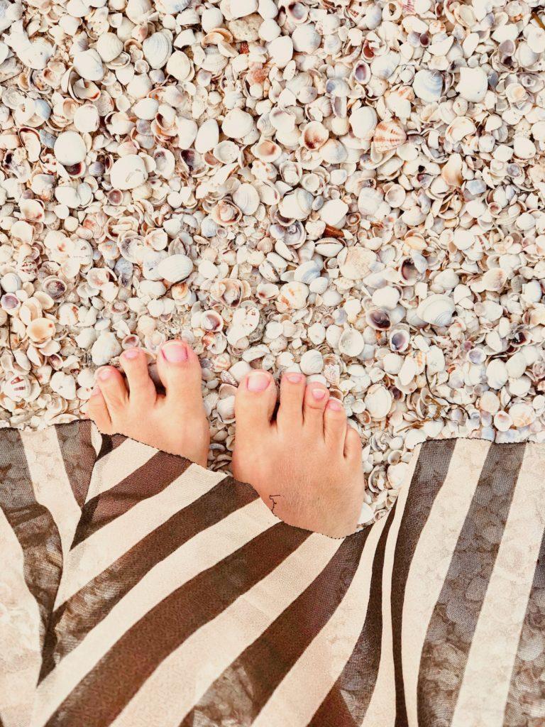 Mehika Holbox druzinske pocitnice beautyfull blog nika veger školjke plaža