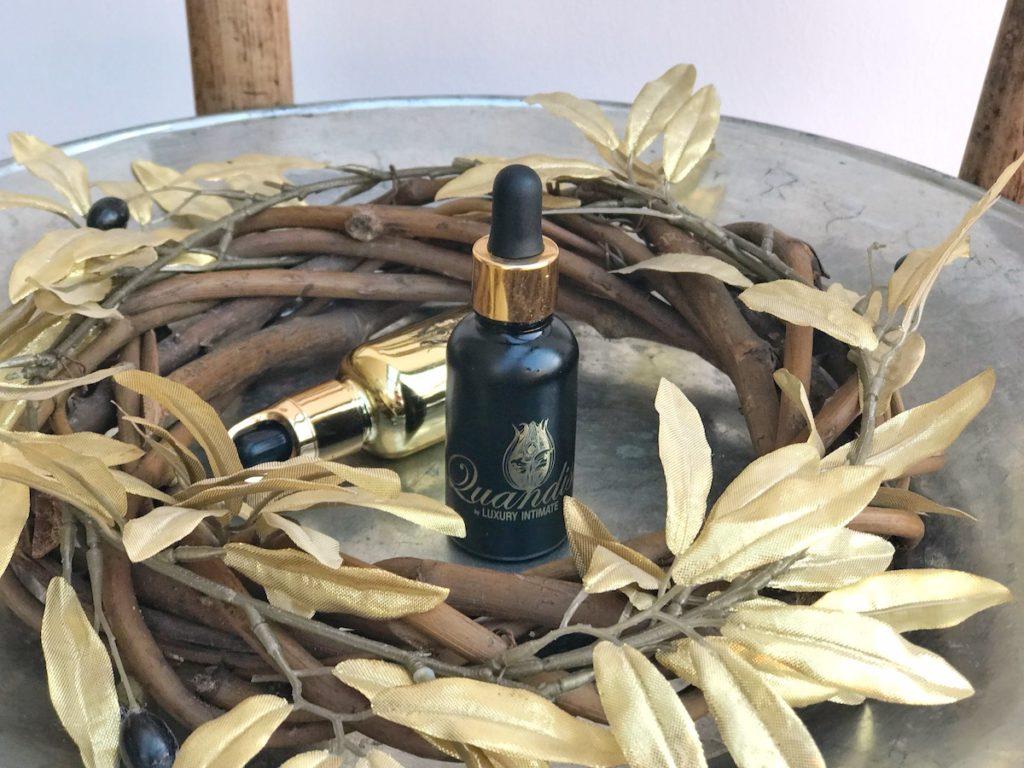 najboljša kozmetika izdelki 2019 beautyfull blog nika veger intimna  naravna dišava olje li quandisa luxury intimate