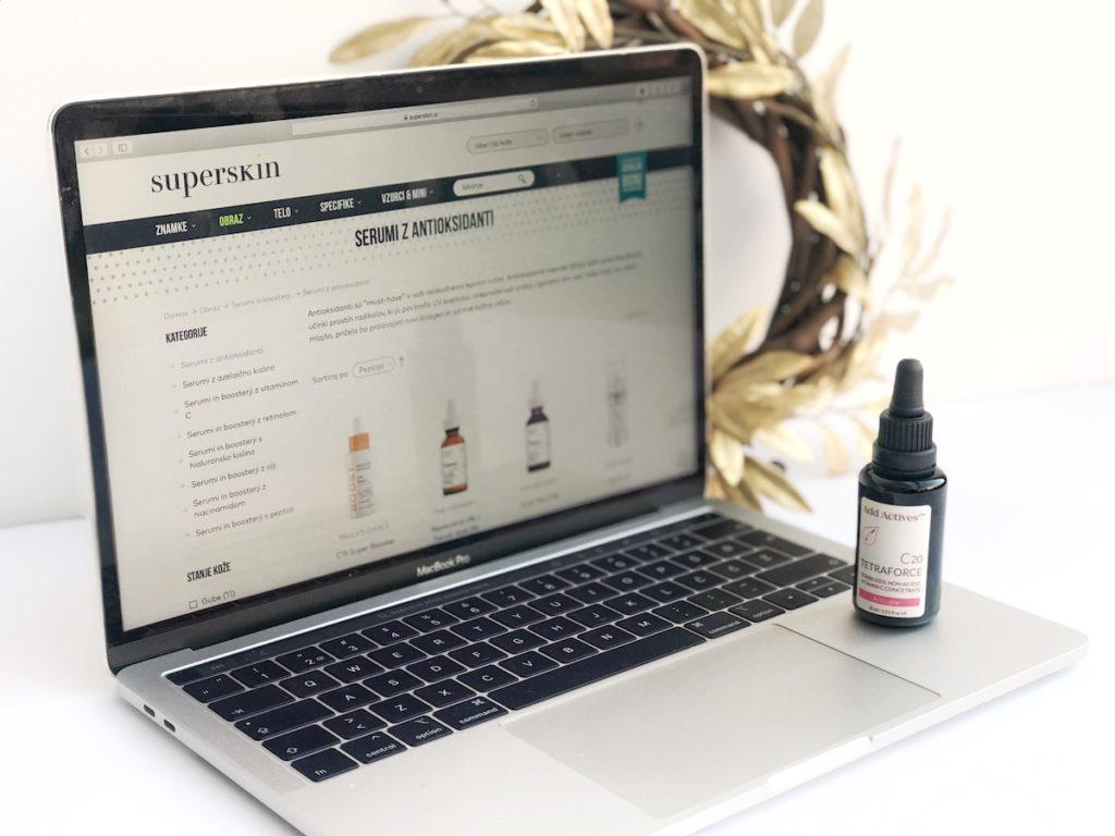 najboljši kozmetični izdelki 2019 beautyfull blog nika veger superskin tetraforce kozmetika