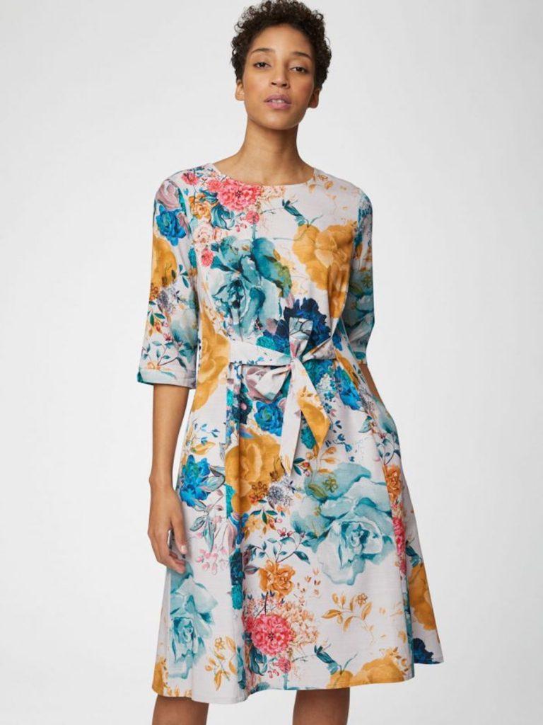 najlepše pomladne eko trajnostne obleke though