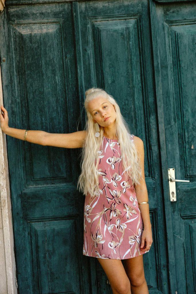 najlepše pomladne eko trajnostne obleke yirah