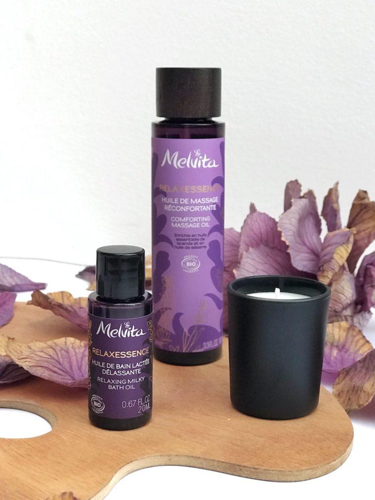 melvita spa sproščujoča kopel sivka olje piling vijoličasta vijola kozmetika nika veger beautyfull blog