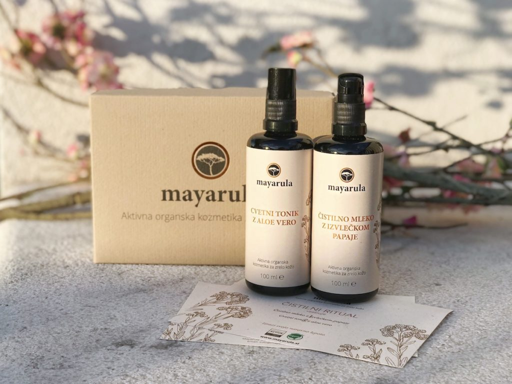 Mayarula eko naravna kozmetika Nika Veger Beautyfull blog slovenska kozmetika