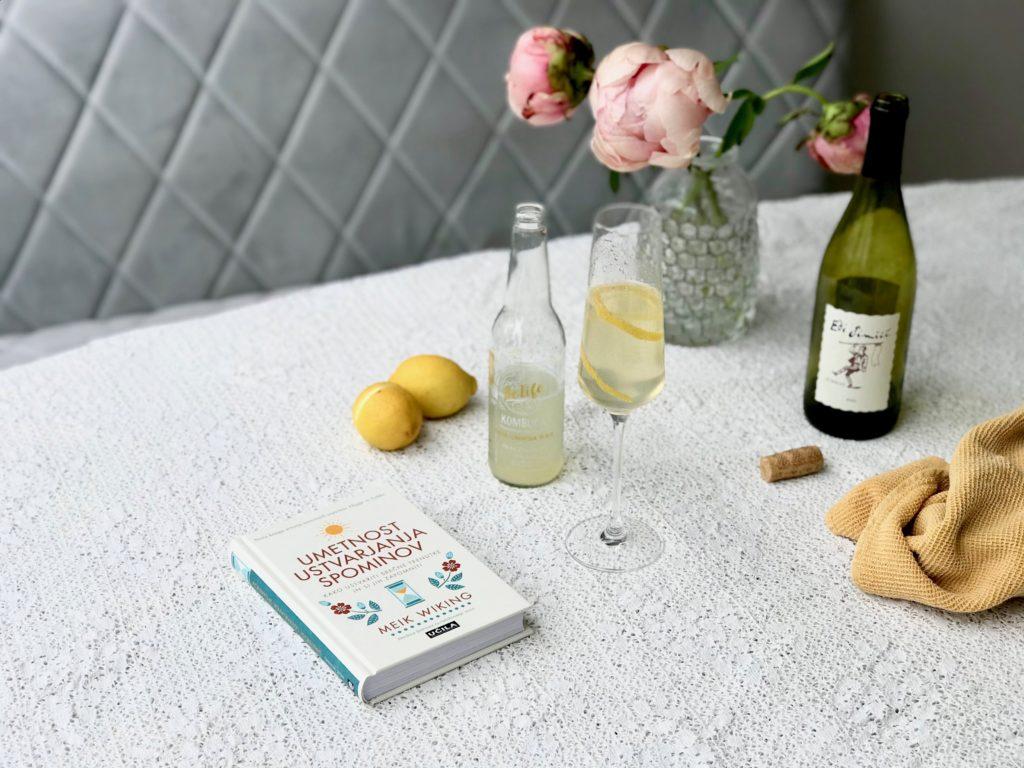 kombuča penina vino koktajl belife štartaj slovenija špar
