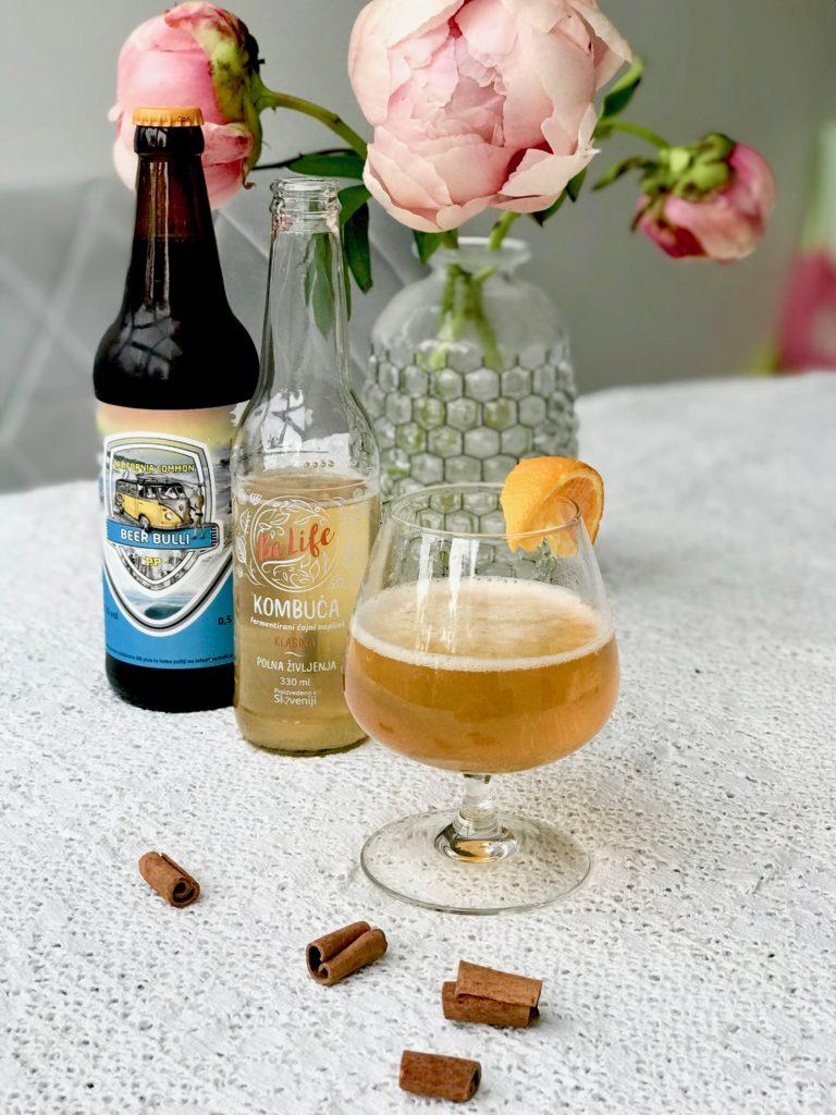 kombuča pivo koktajl belife štartaj slovenija špar