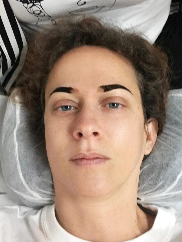 oblikovanje obrvi kana lux brows beautyfull blog nika veger