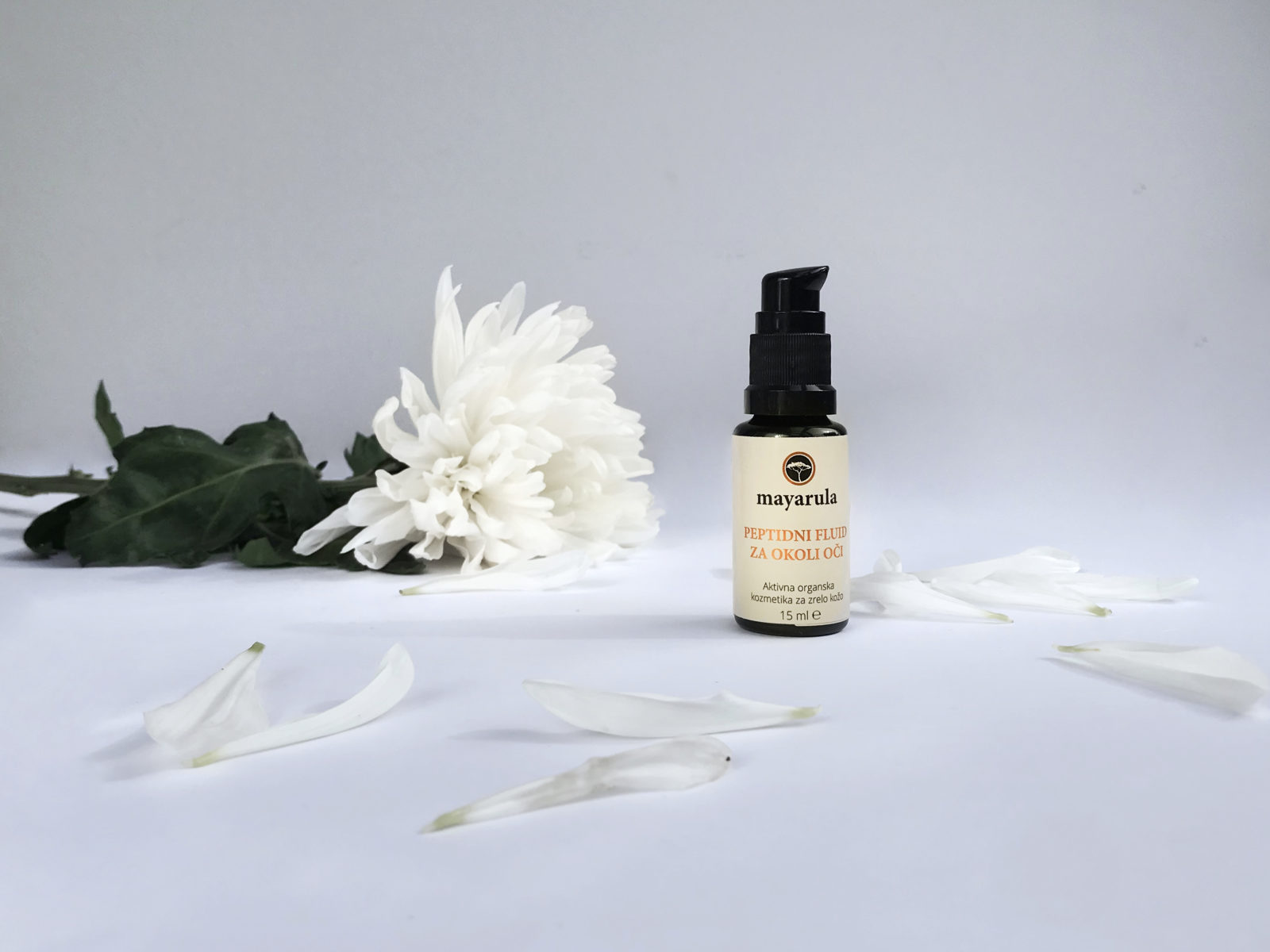 Mayarula peptidni fluid krema oči nika veger beautyfull blog