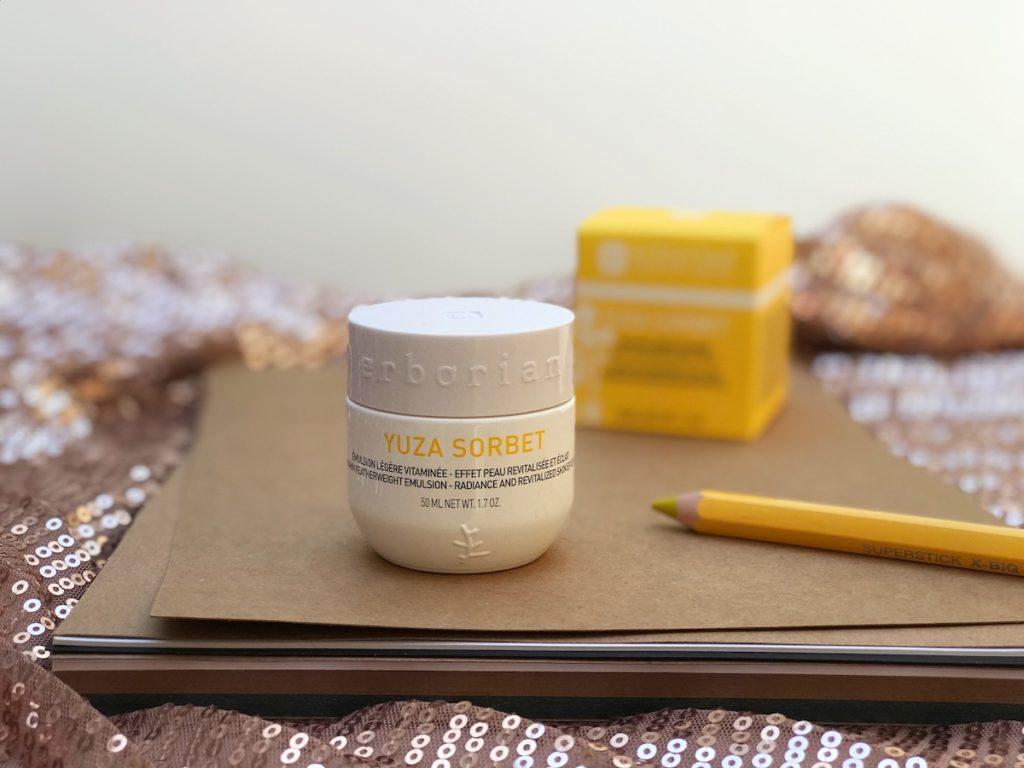 korejska kozmetika erborian nega kreme nika veger beautyfull blog yuza sorbet krema