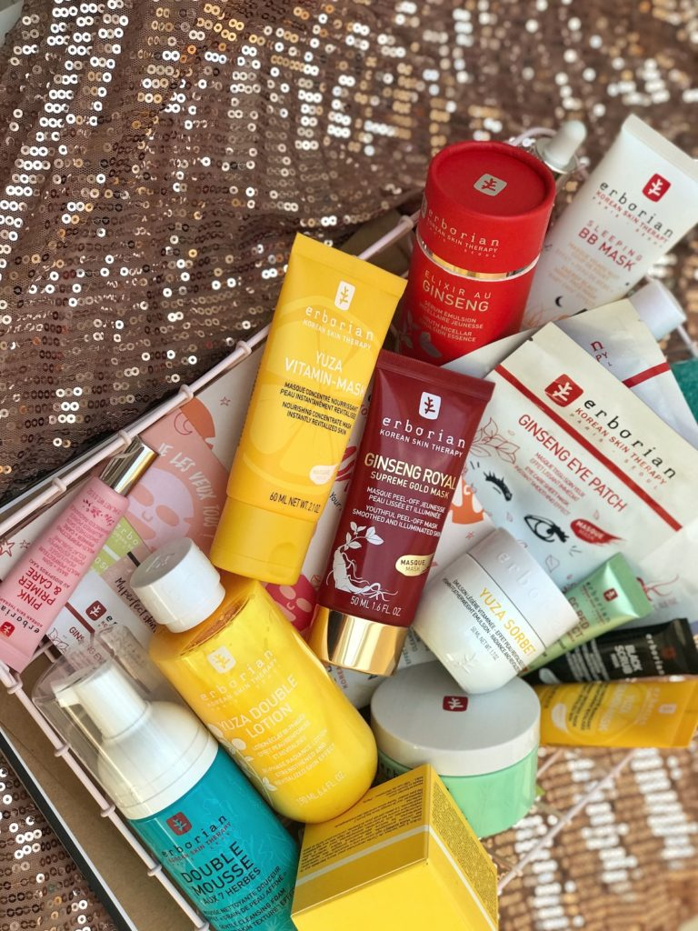 korejska kozmetika erborian nega kreme nika veger beautyfull blog vse