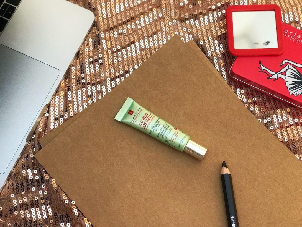 korejska kozmetika erborian nega kreme nika veger beautyfull blog cc red correct