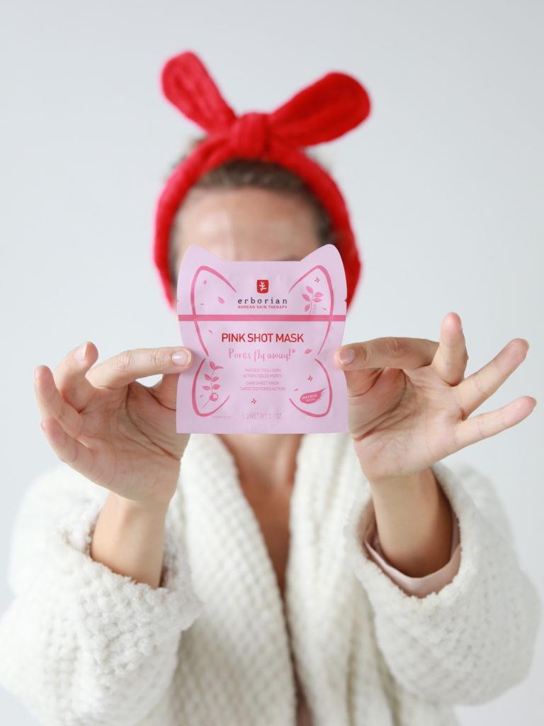 Erborian PInk primer maska korektor nika veger beautyfull blog