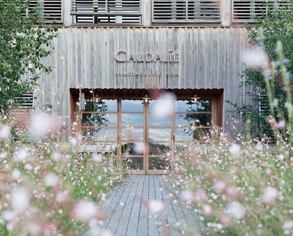 caudalie trajnostna luksuzna naravna znamka kozmetike spa butik