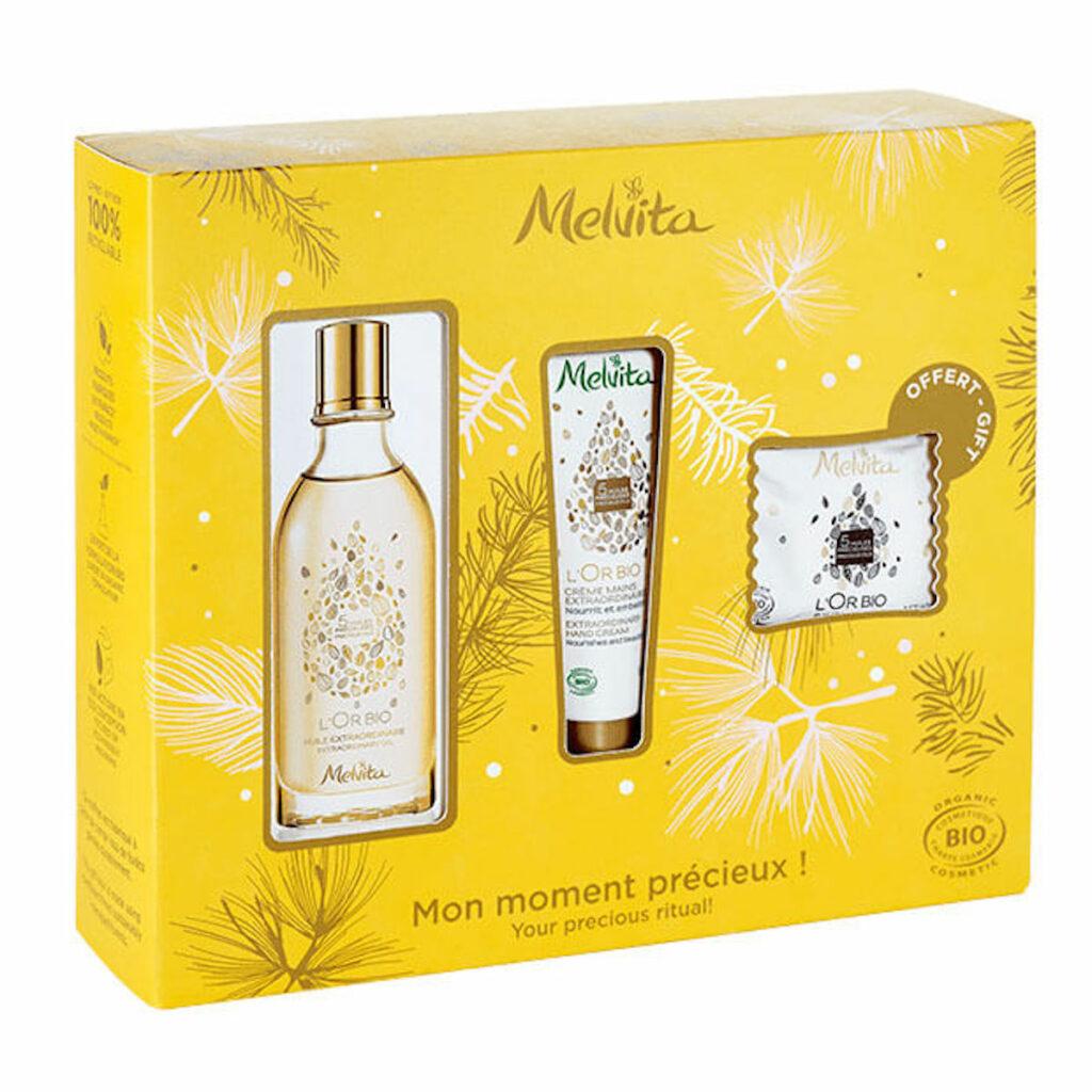 darila kozmetika MELVITA nika veger beautyfull blog lor bio zlato olje