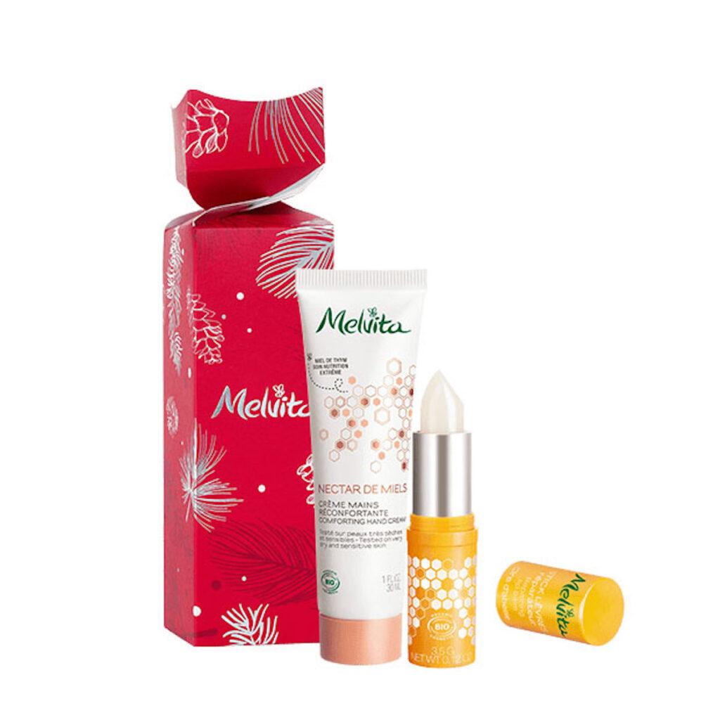 darila kozmetika MELVITA nika veger beautyfull blog medena nega za ustnice