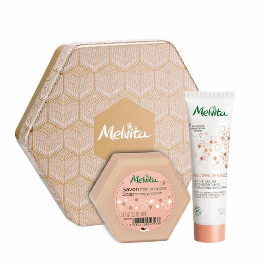 darila kozmetika MELVITA nika veger beautyfull blog medeno milo