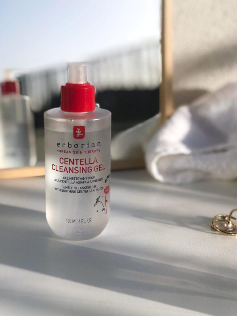čistilni gel centellia erborian vsa čistila nika veger beautyfull blog