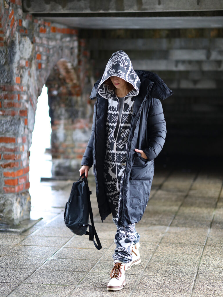 trajnostna moda svedska didriksons nika veger beautyfull blog one piece