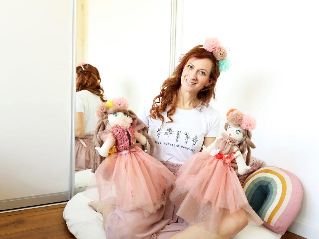 Nika Veger unicef DIY puncka iz cunj Beautyfull blog