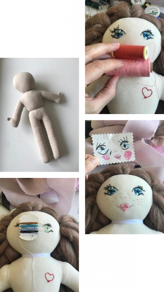 Nika Veger unicef DIY puncka iz cunj Beautyfull blog 7