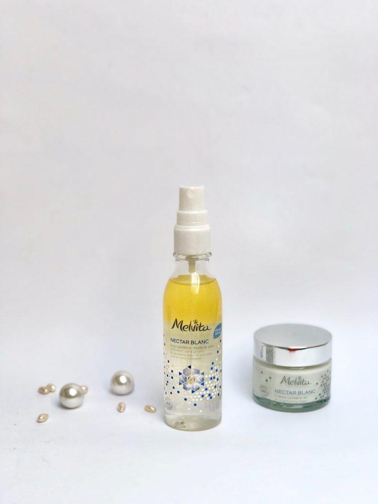 hiperpigmentacija naravne kreme nika veger beautyfull blog melvita nectar blanc