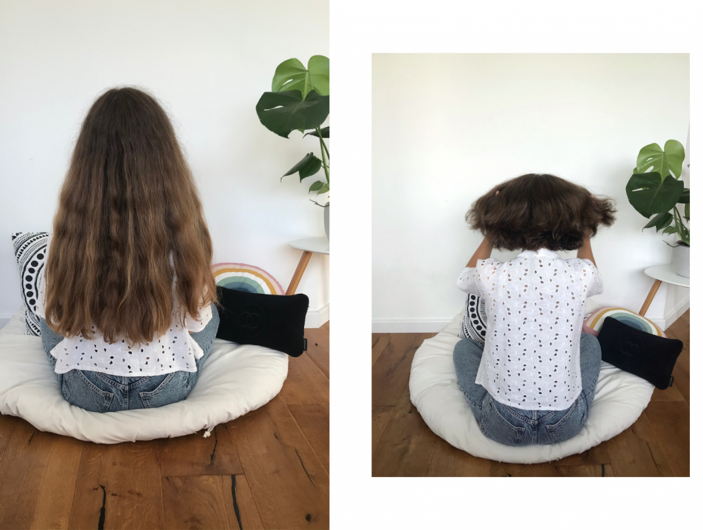 Doniranje las za lasulje Nika Veger Beautyfull Blog 11