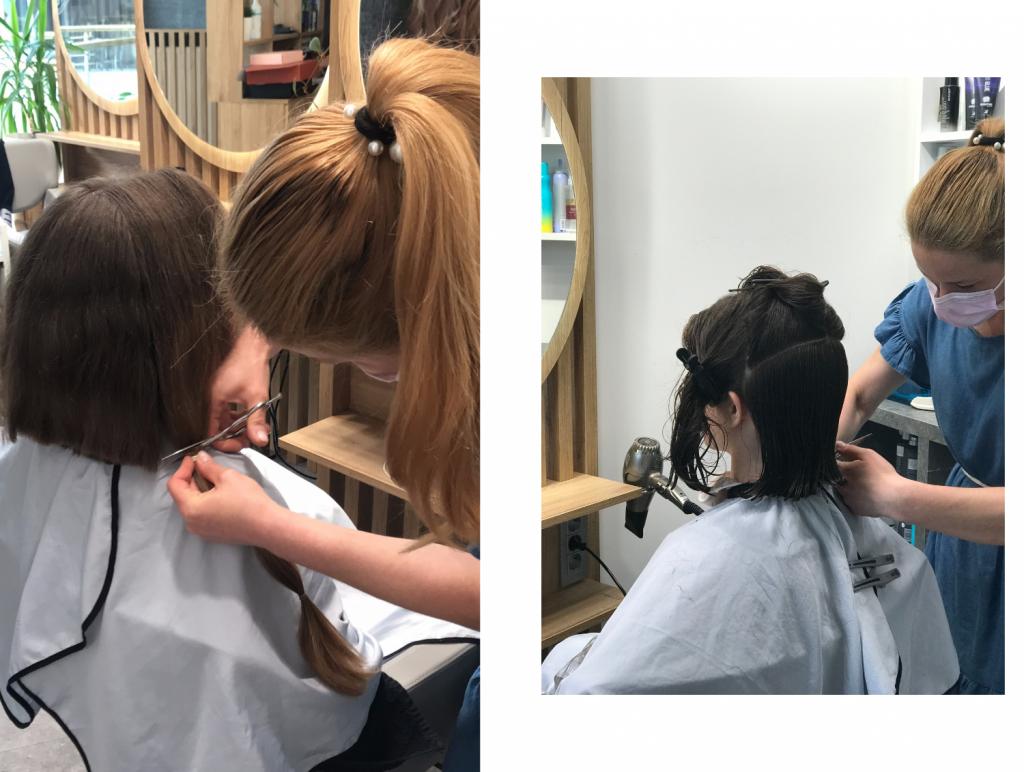Doniranje las za lasulje Nika Veger Beautyfull Blog