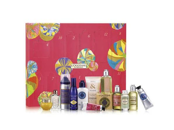Beautyfullblog Advent Calendar LOccitane UK