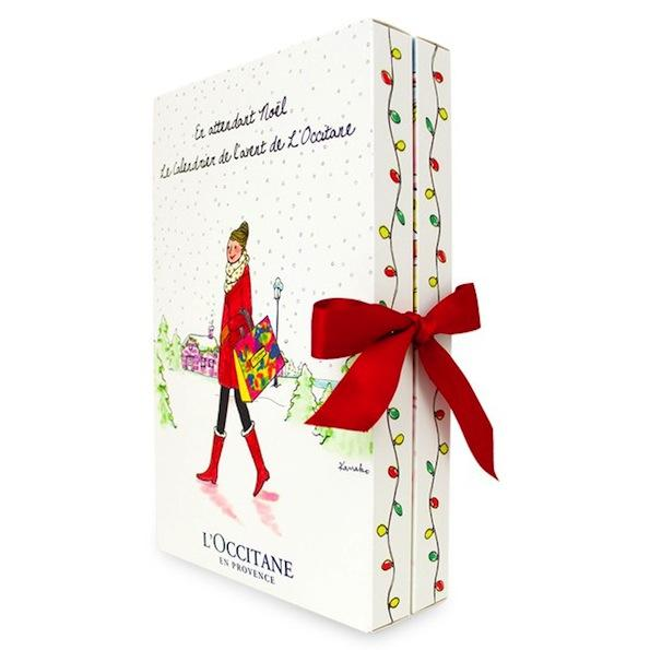 Beautyfullblog Advent Calendar LOccitane