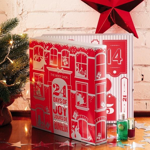 Beautyfullblog Advent Calendar The Body Shop