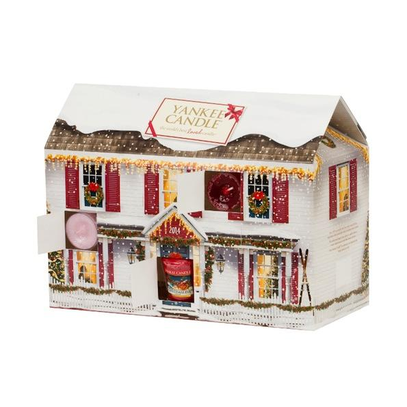 Beautyfullblog Advent Calendar Yankee Candle