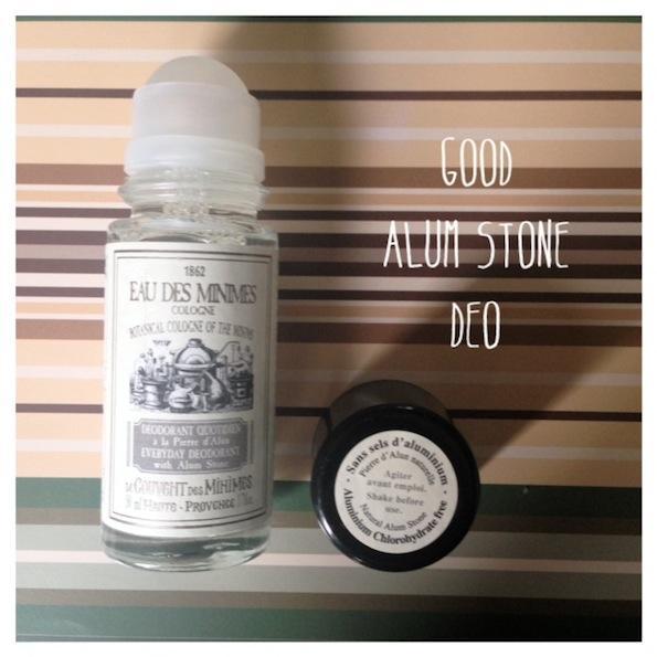 Beautyfullblog dvoboj alum stone le couvent des minimes deo