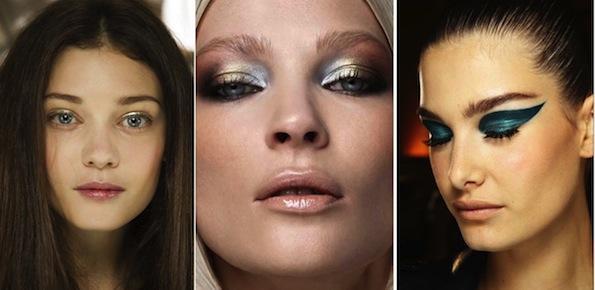 Beautyfullblog fw 2014:2015 makeup metalic eyes