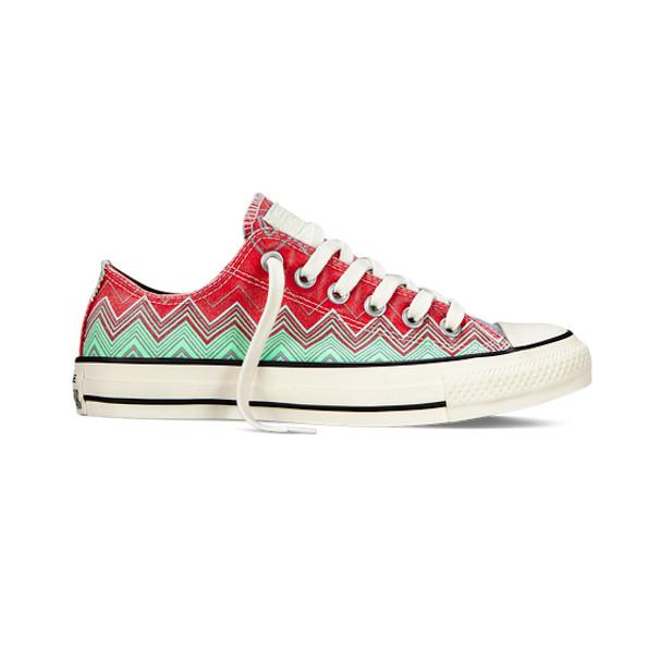 Converse X Missoni Chuck Taylor All Star, $85
