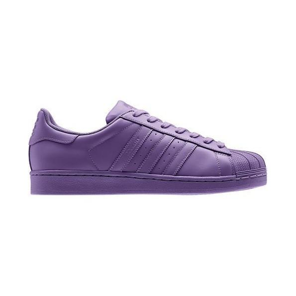Adidas Superstar Supercolor by Pharell, $90
