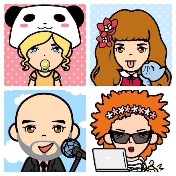 Beautyfuulblog Avatars New kids on the blog Nika Veger